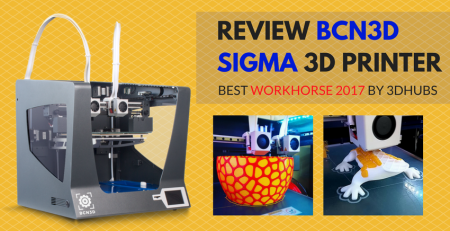 image for review bcn3d sigma 3d printer in thai by siamreprap